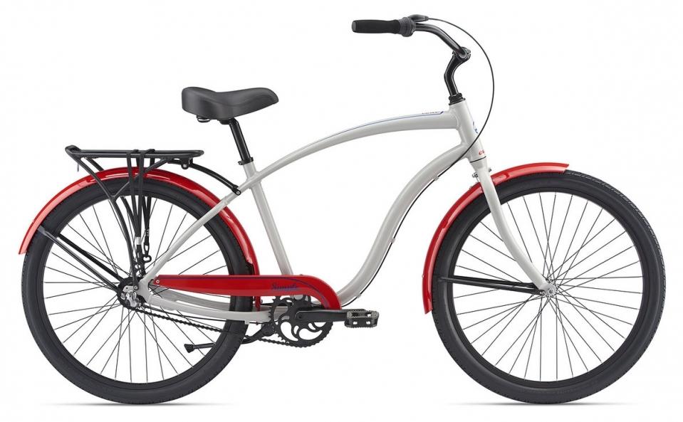 Купить Велосипед Giant Simple Three 2018