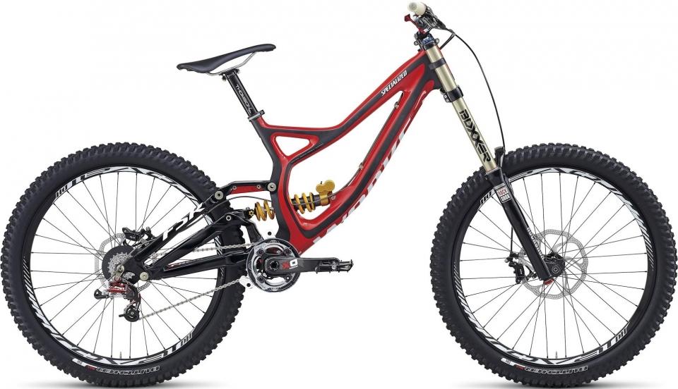 Купить Велосипед Specialized SW Demo 8 FSR Carbon 2014