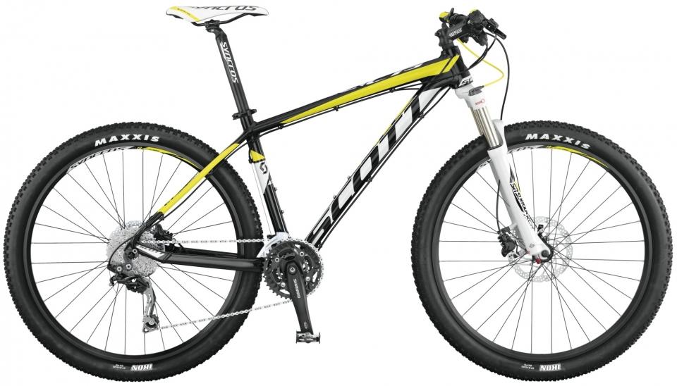 Купить Велосипед Scott Scale 770 2015