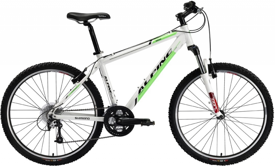 Купить Велосипед Alpine Bike 5000S 2017