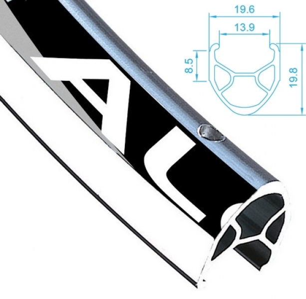 Alexrims R450, 700Сх14ммх36Н (0)