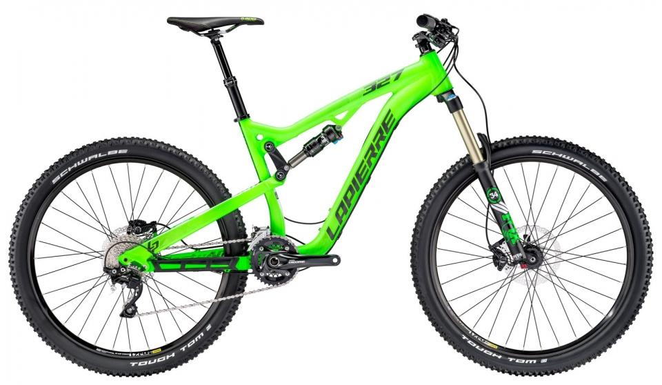 Велосипед Lapierre Zesty AM 327 2016 117778b7b6afe