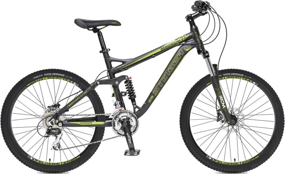 Купить Велосипед Stinger Magnum 2.0 26 2016