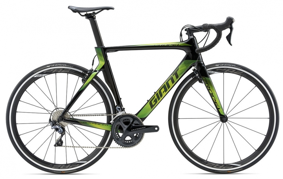 Купить Велосипед Giant Propel Advanced 1 2018