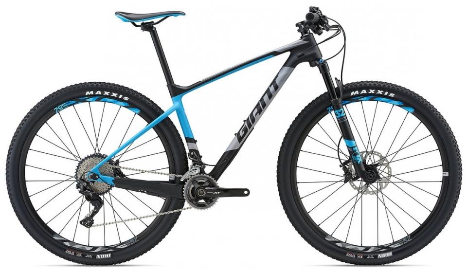 Купить Велосипед Giant XTC Advanced 29er 1.5 GE 2018