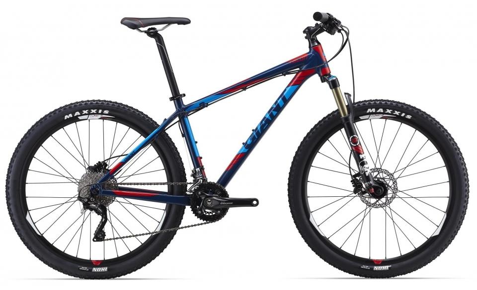 Купить Велосипед Giant Talon 27.5 0 2016