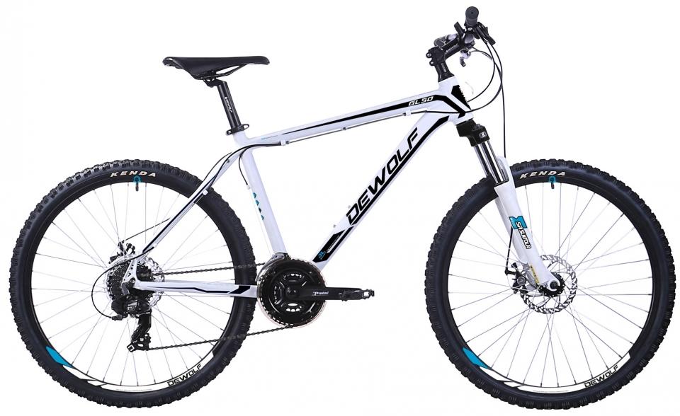Купить Велосипед Dewolf GL 50 2017