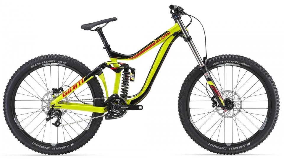 Купить Велосипед Giant Glory 27.5 2 2016