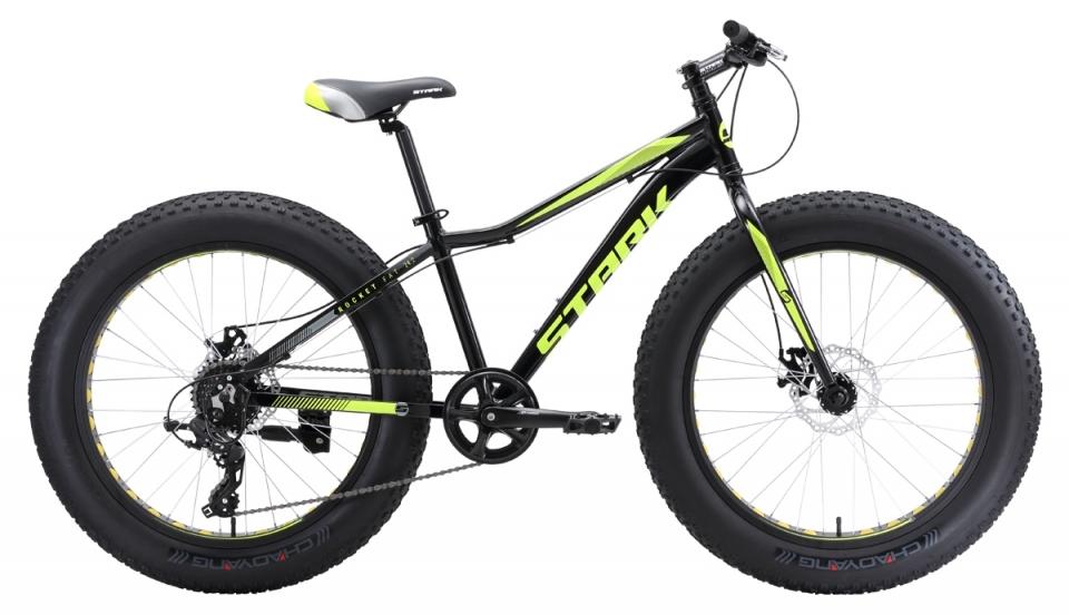 Купить Велосипед STARK Rocket Fat 24.2 D 2018