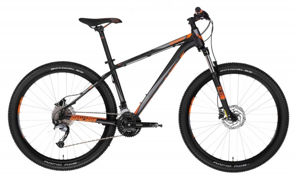 Купить Велосипед Kelly's Spider 50 27.5 2018