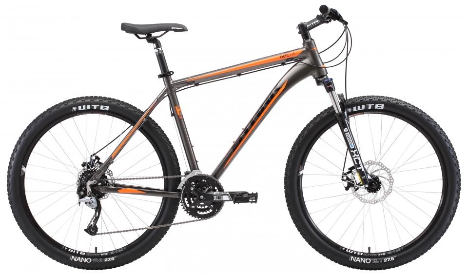 Купить Велосипед STARK Tactic 27.5 D 2018