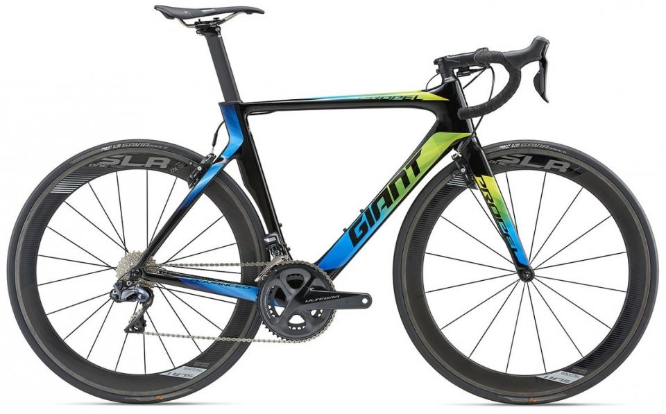 Купить Велосипед Giant Propel Advanced Pro 0 2018