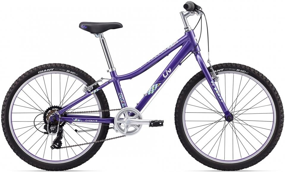 Купить Велосипед Giant Enchant 24 Lite 2017