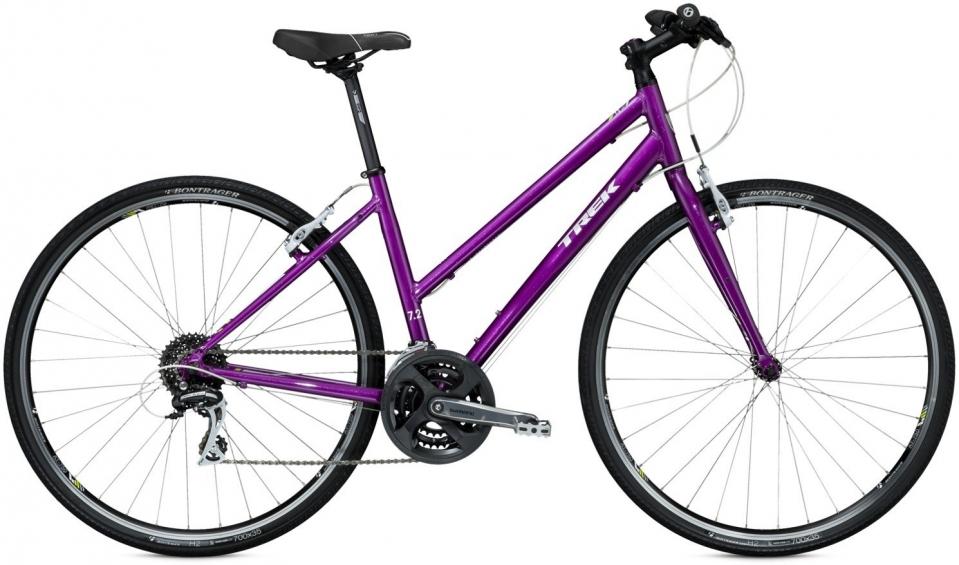Купить Велосипед Trek 7.2 FX WSD 2015