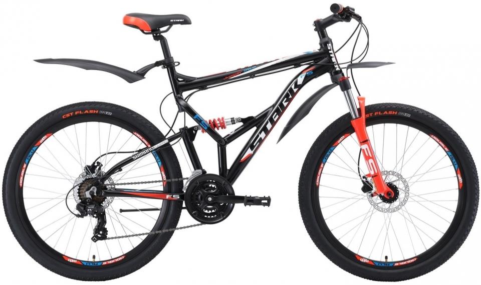 Купить Велосипед STARK Jumper 26.2 FS HD 2018