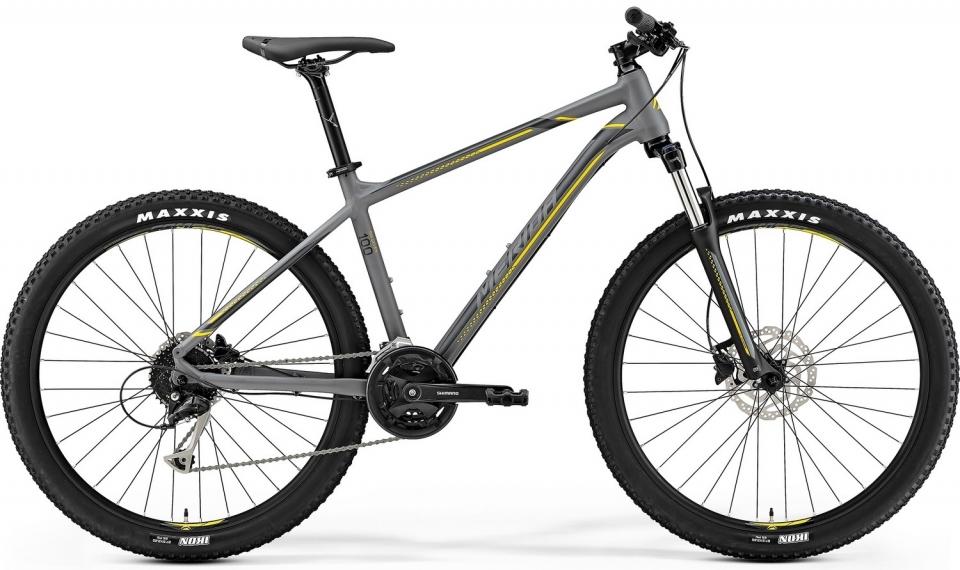 Купить Велосипед Merida Big.Seven 100 2019