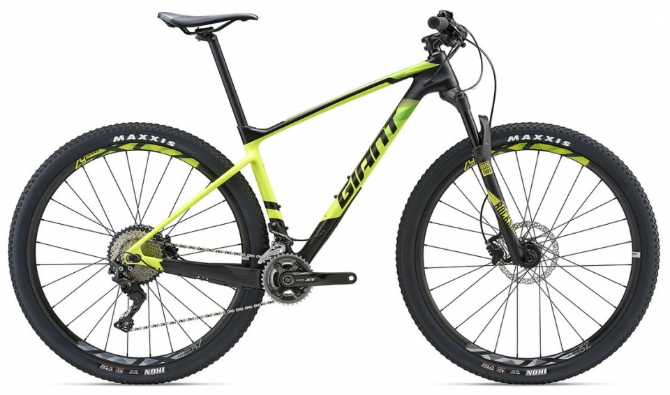 Купить Велосипед Giant XTC Advanced 29er 2 GE 2018