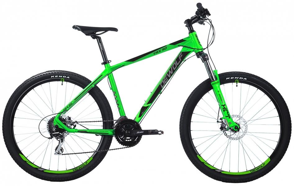 Купить Велосипед Dewolf TRX 50 2017