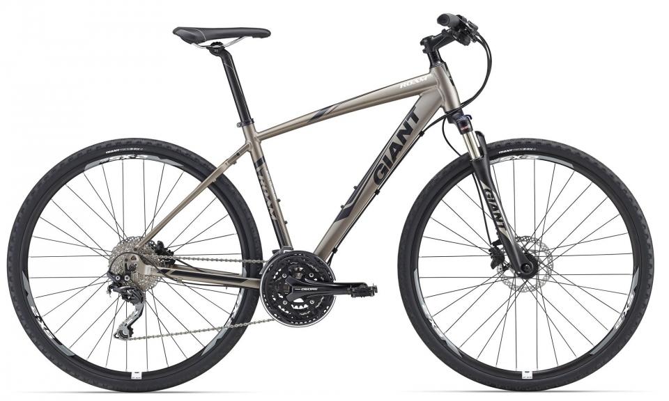 Купить Велосипед Giant Roam 0 Disc 2016