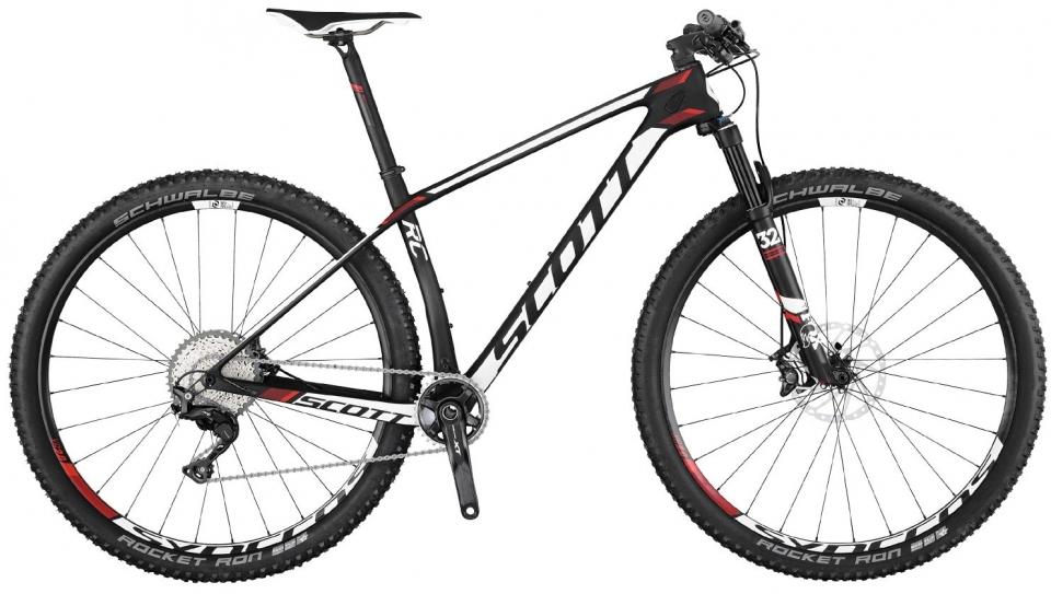 Купить Велосипед Scott Scale RC 900 Pro 2017