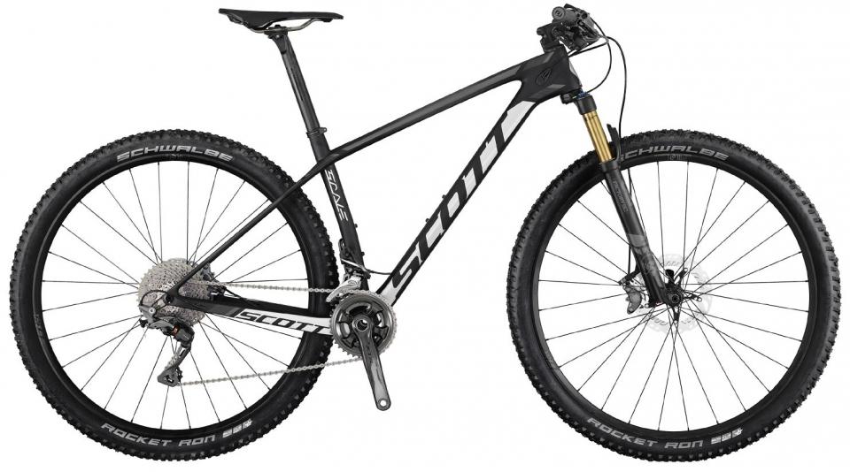 Купить Велосипед Scott Scale 900 2017