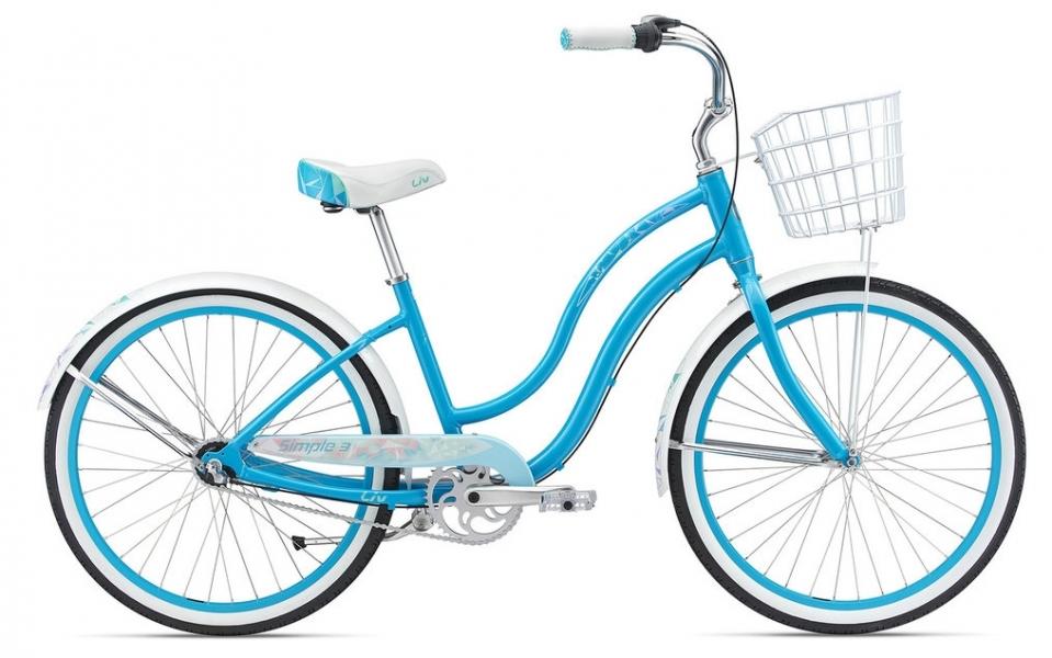 Купить Велосипед Giant Simple Three W 2018
