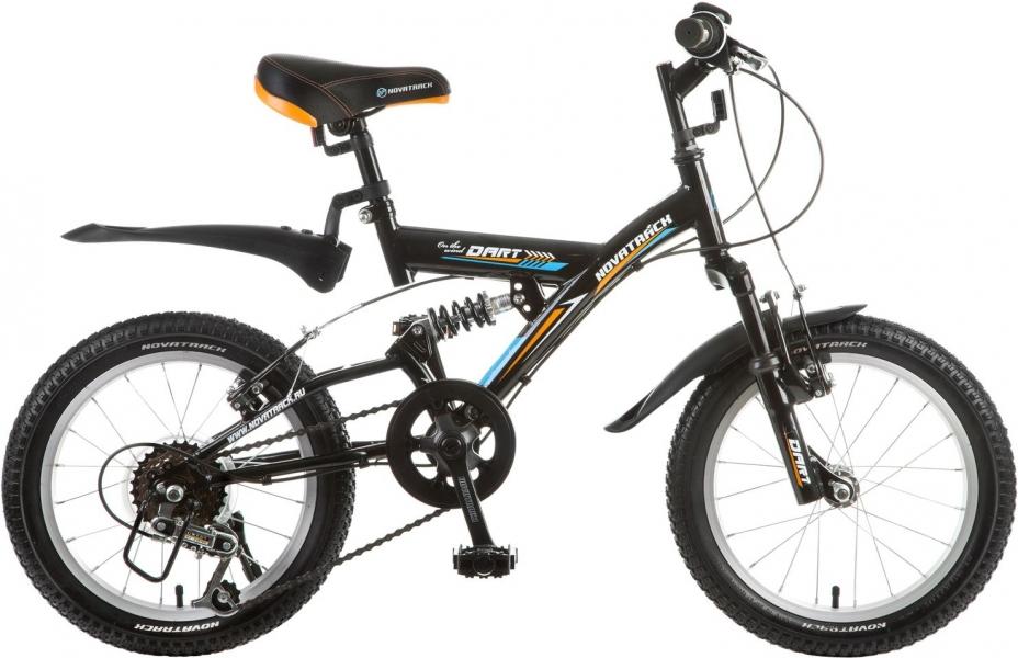 Купить Велосипед Novatrack Dart 2016