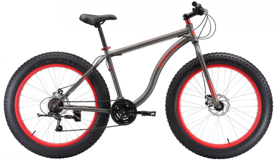 Купить Велосипед Black One Monster 26 D 2018