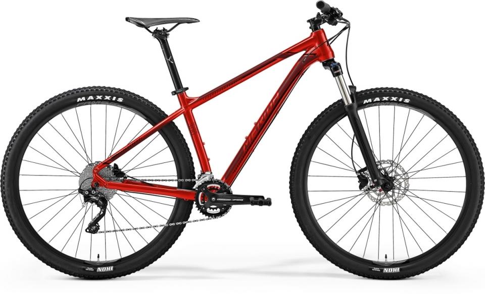 Купить Велосипед Merida Big.Seven 300 2019