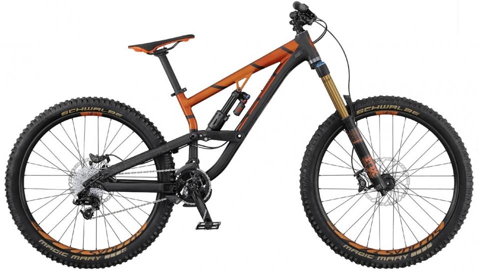 Купить Велосипед Scott Voltage FR 710 2017