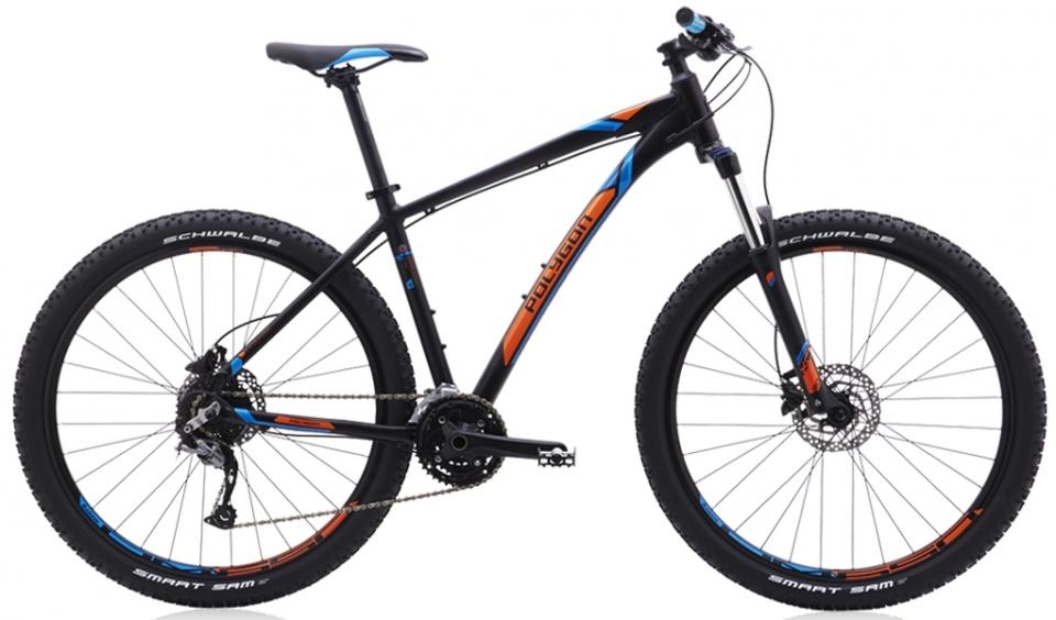 Велосипед Polygon Xtrada 5 2017  - купить со скидкой