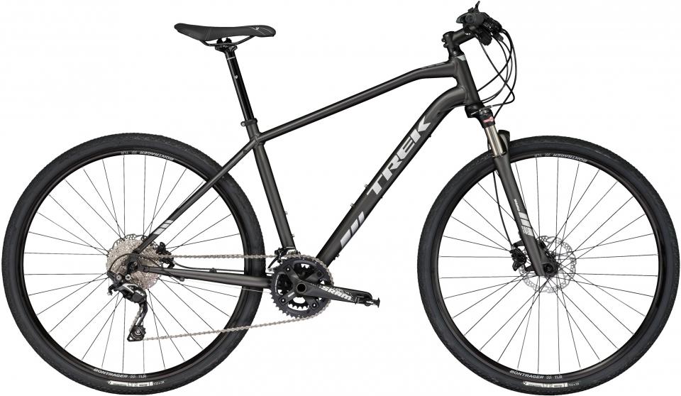 Велосипед Trek Ds 4 2017  - купить со скидкой