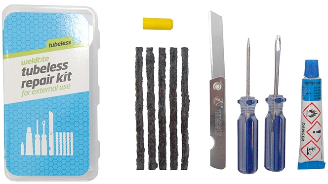 WELDTITE Аптечка для ремонта бескамерных покрышек (0)