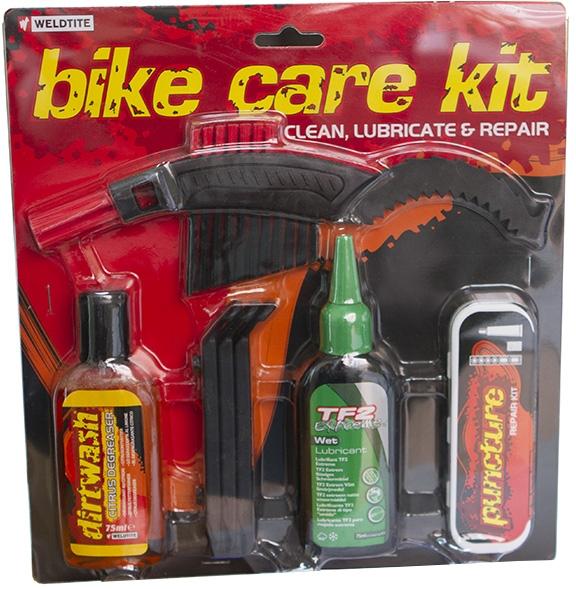 WELDTITE Набор для ремонта и обслуживания велосипеда (0)