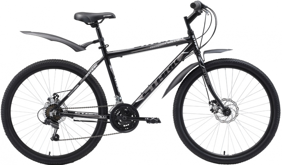 Купить Велосипед STARK Respect 26.1 RD 2018