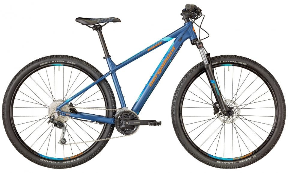 Купить Велосипед Bergamont Revox 5.0 27 2018