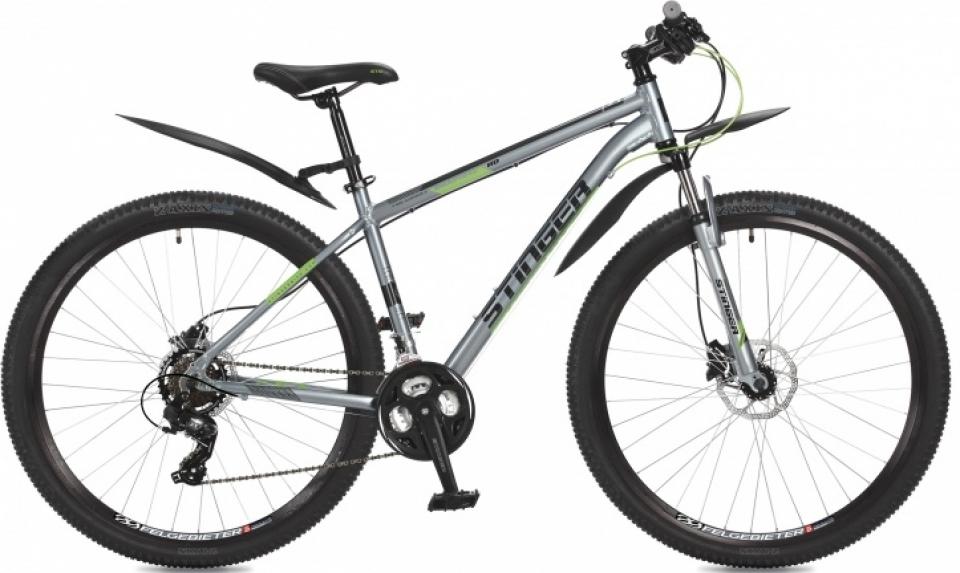 Купить Велосипед Stinger Graphite HD 2017
