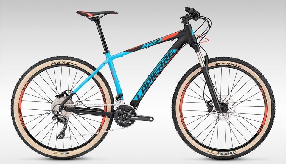 Купить Велосипед Lapierre Edge SL 629 2017