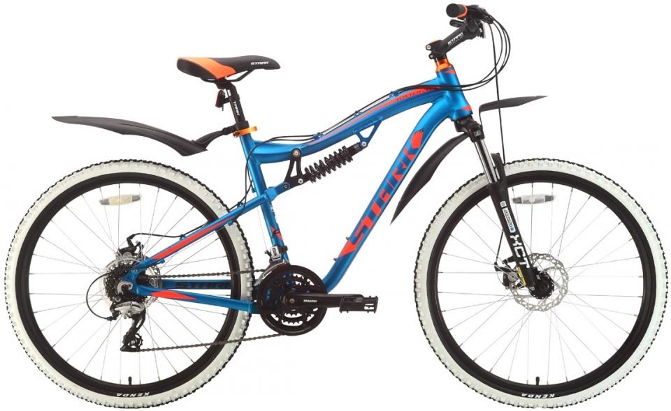 Купить Велосипед STARK Voxter 26.4 FS D 2018