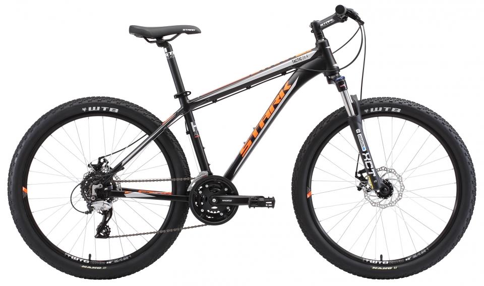 Велосипед STARK Tactic 26.4 D 2018  - купить со скидкой