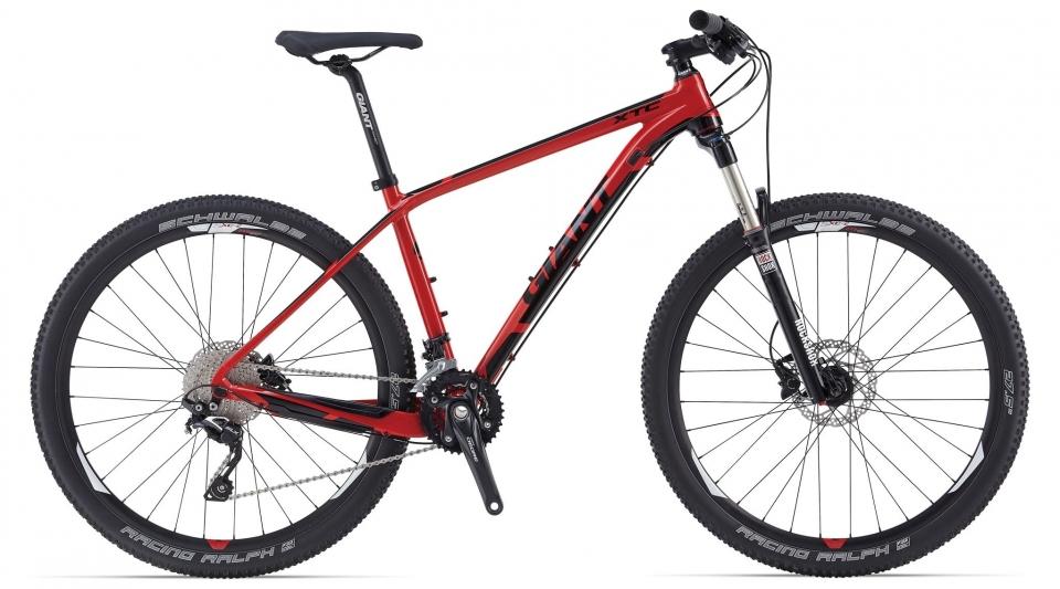 Купить Велосипед Giant XtC 27.5 2 2014