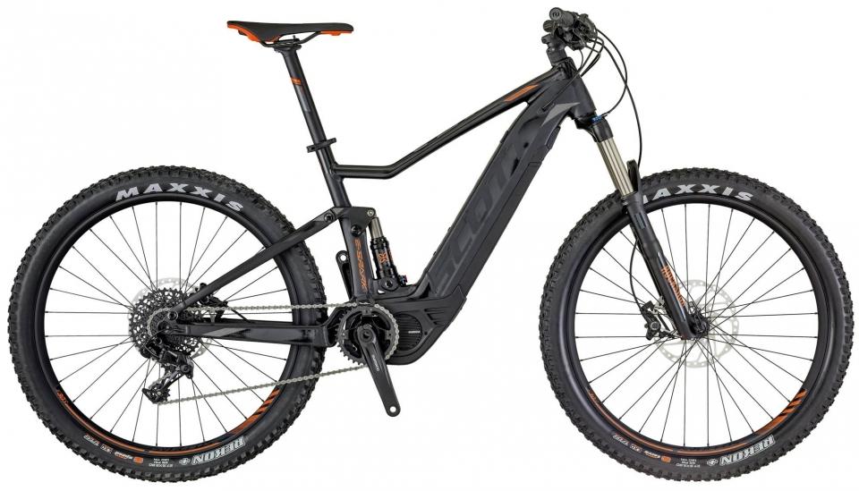 Велосипед Scott E-Spark 730 2018  - купить со скидкой