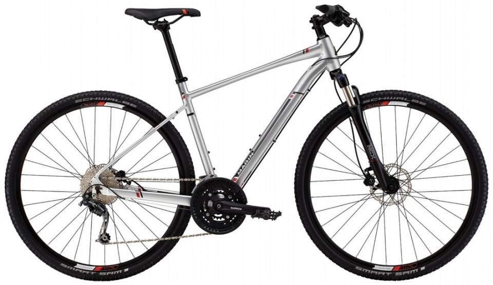 Купить Велосипед Marin San Rafael DS4 2016