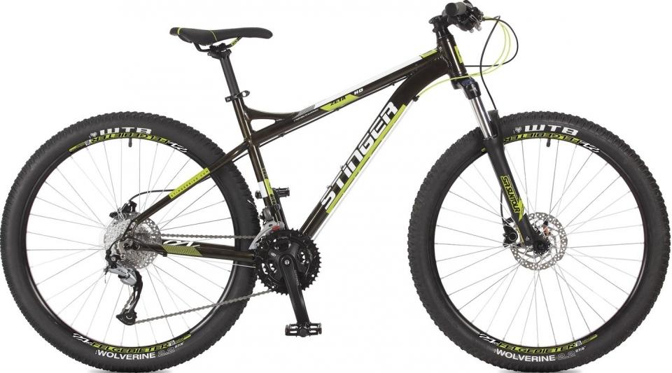 Купить Велосипед Stinger Zeta HD 27 2017