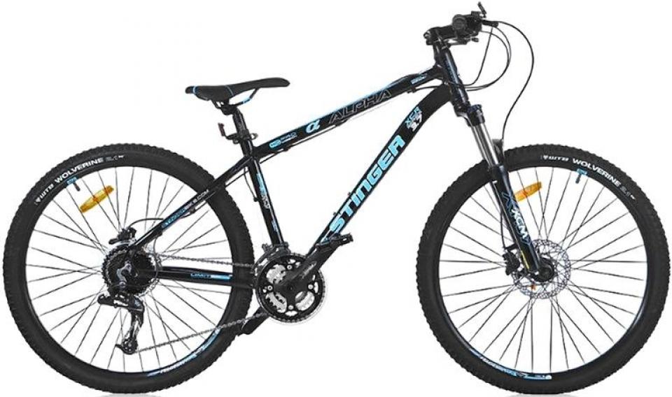 Велосипед Stinger Alpha 3.7 2016  - купить со скидкой