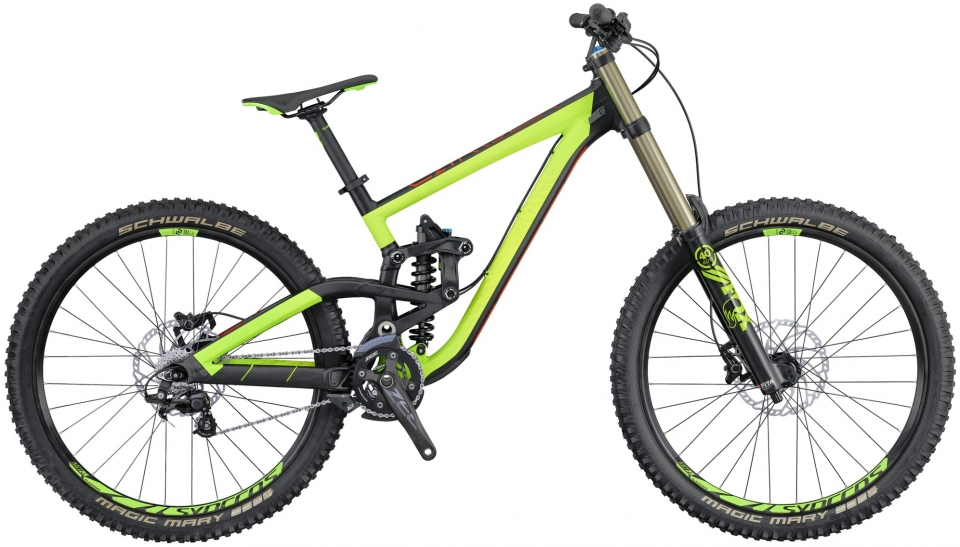 Купить Велосипед Scott Gambler 720 2016