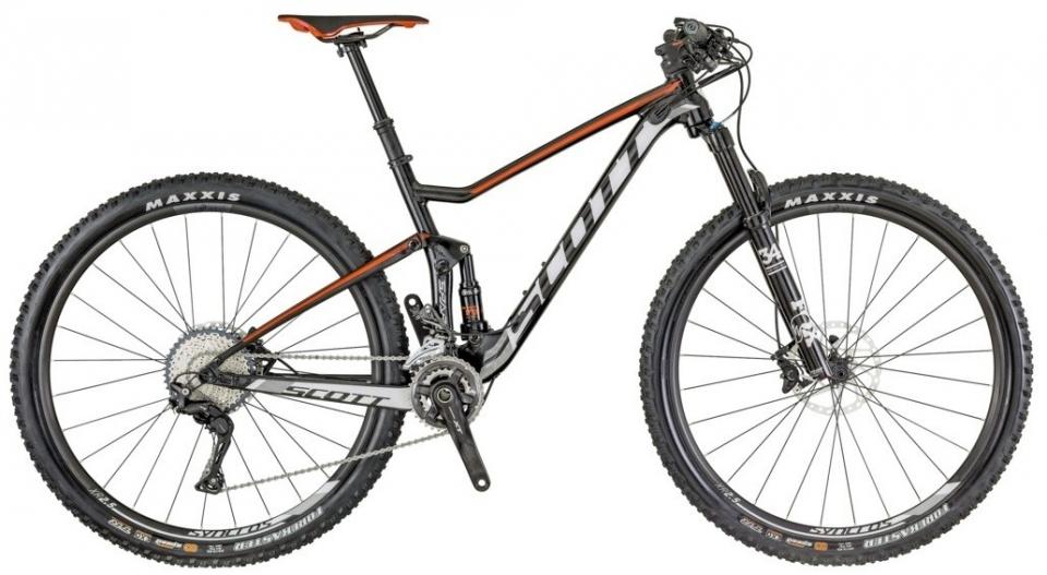 Купить Велосипед Scott Spark 930 2018
