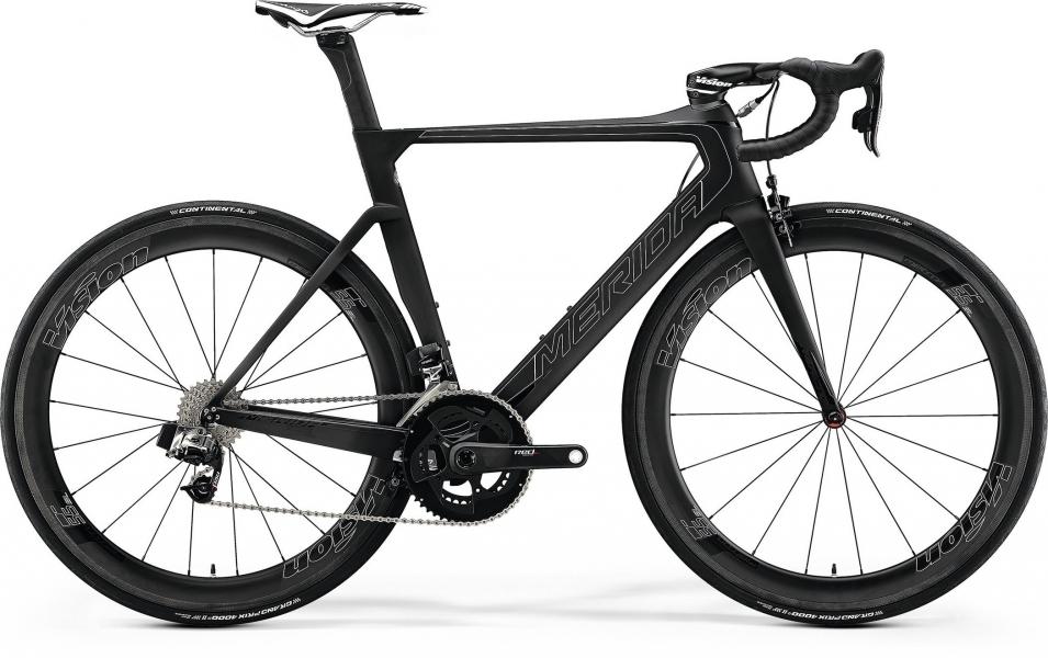Купить Велосипед Merida Reacto 9000-E 2018