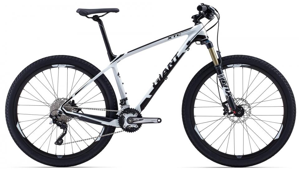 Купить Велосипед Giant XTC Advanced 27.5 2 2015