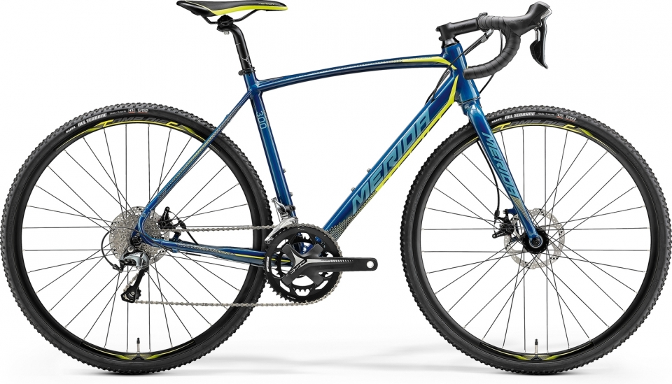 Купить Велосипед Merida CycloСross 300 2019